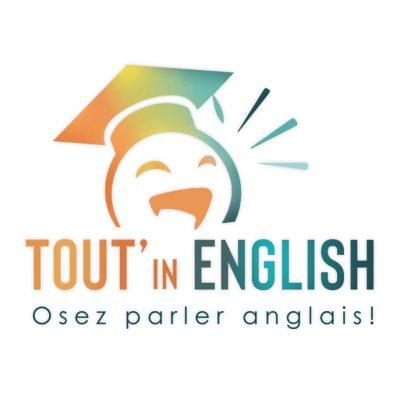 Logo carré Tout'in English